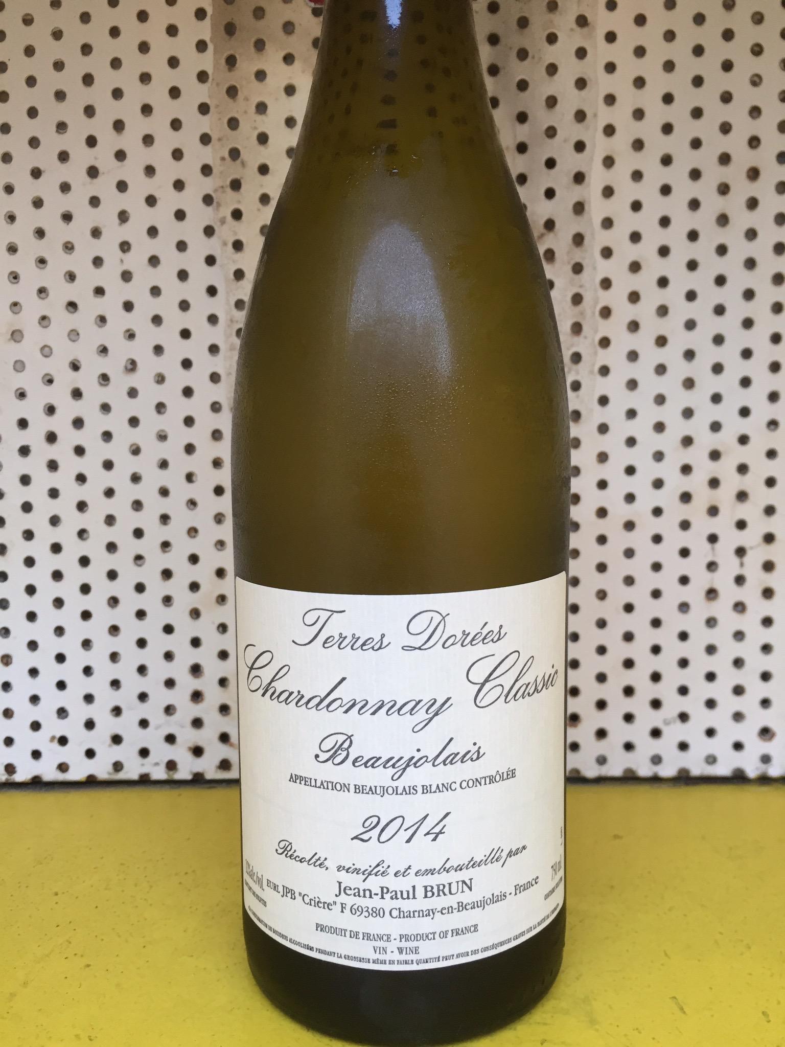 Beaujolais/Terres Dorées/ Brun/ Chardonnay Classic