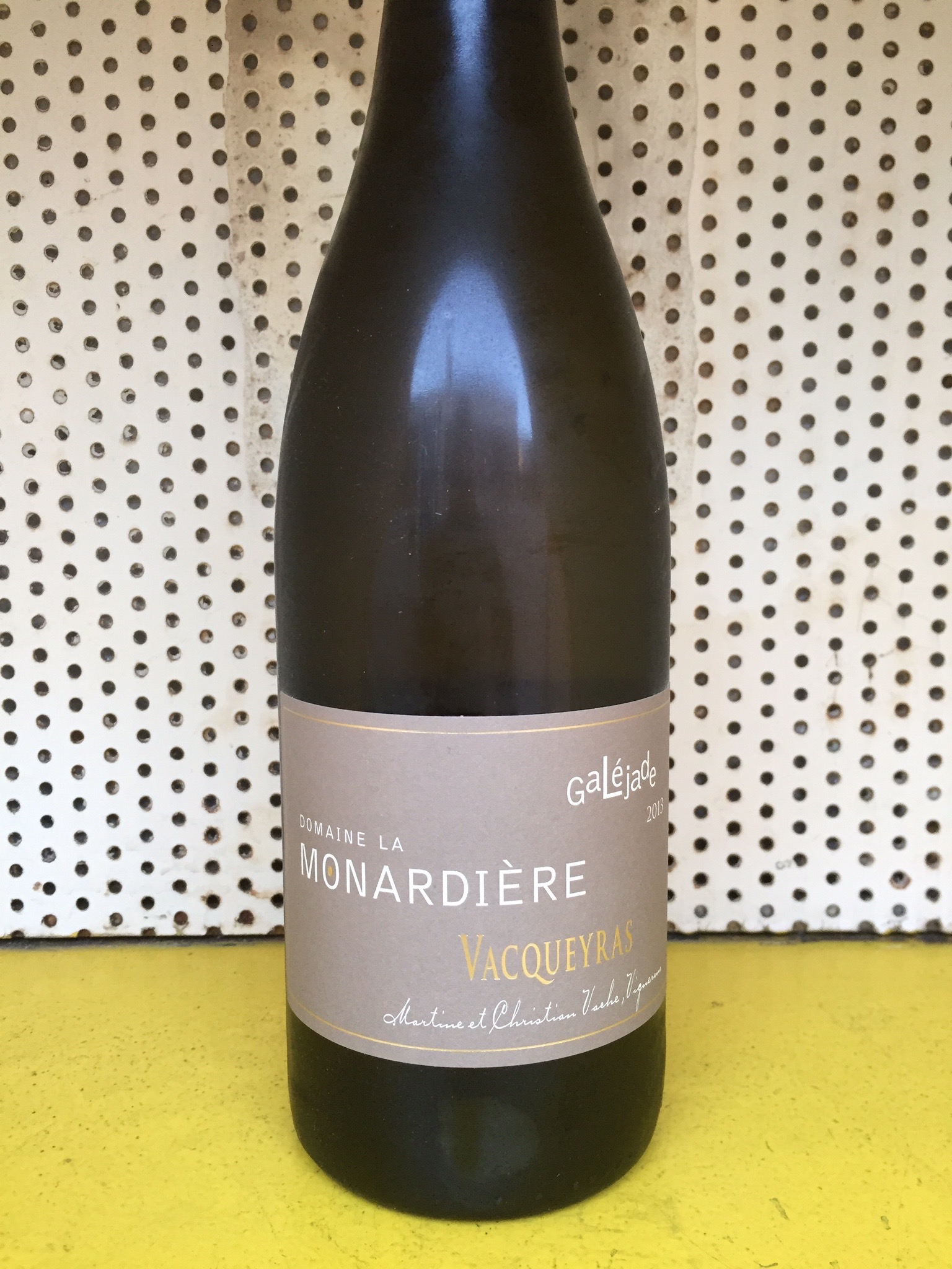 Rhône/ Monardière/ Vache/ Galéjade