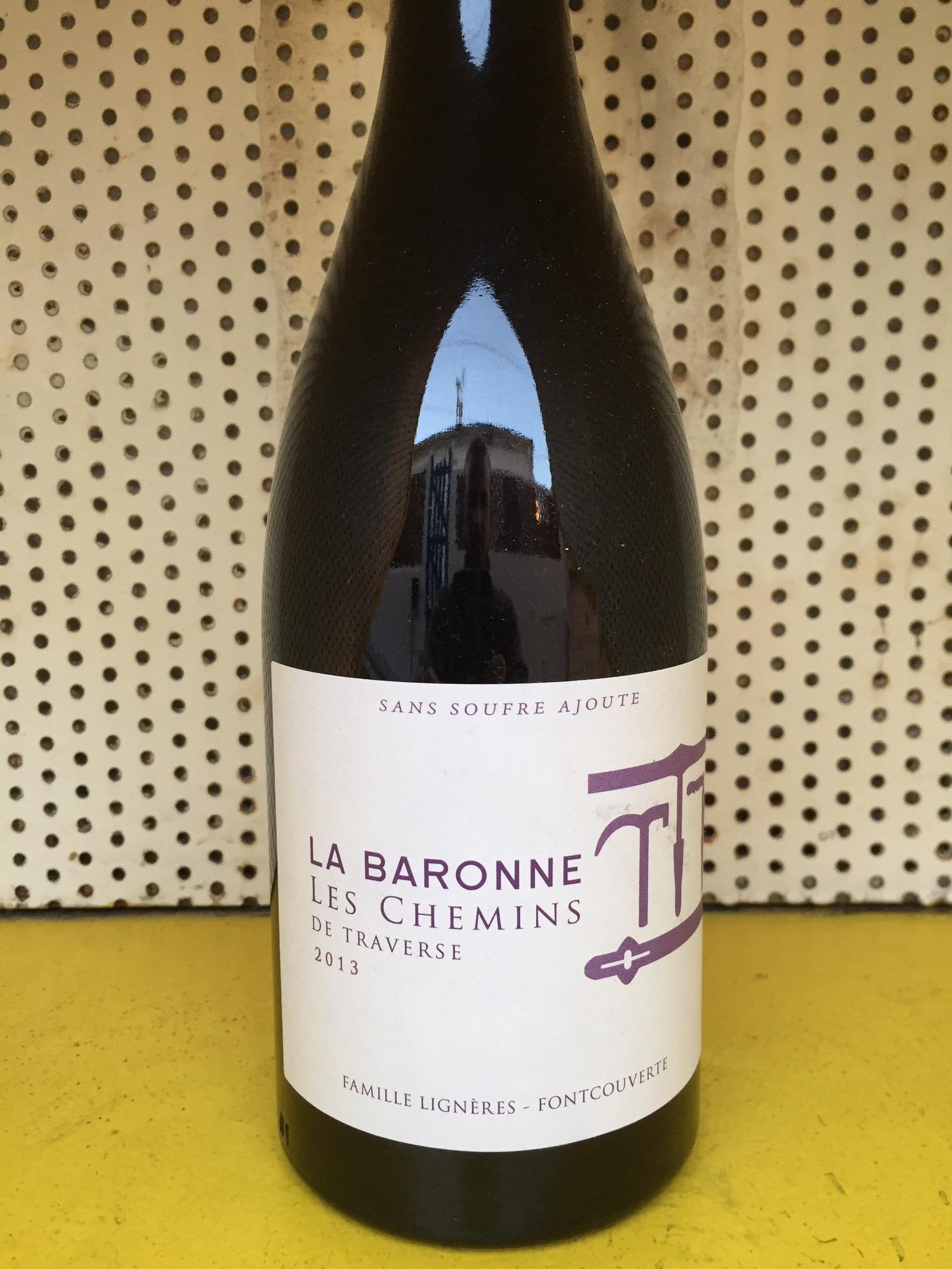 Roussillon/ La Baronne/ Lignières/ Chemin De Traverse