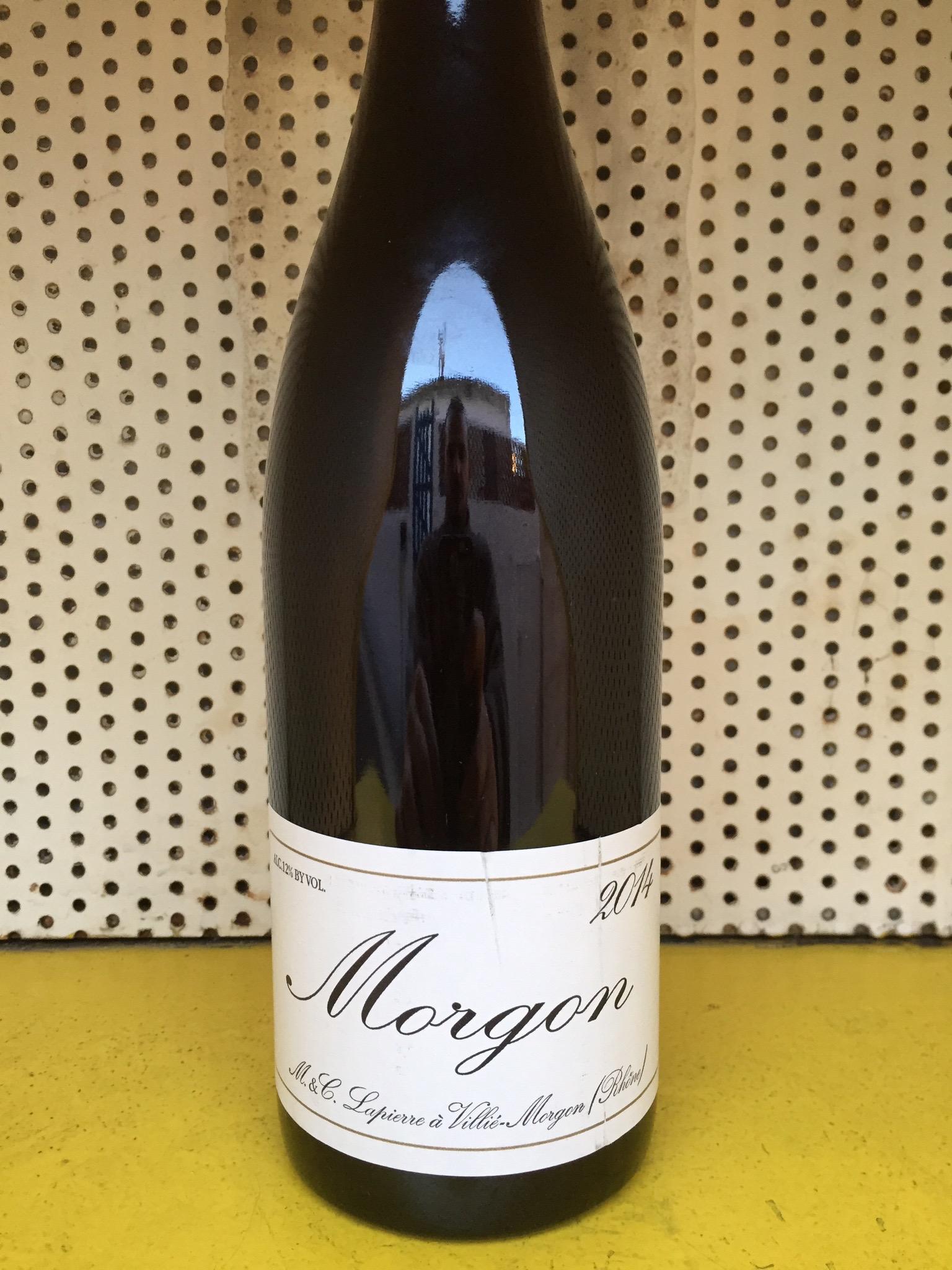 Beaujolais/ Lapierre/ Morgon
