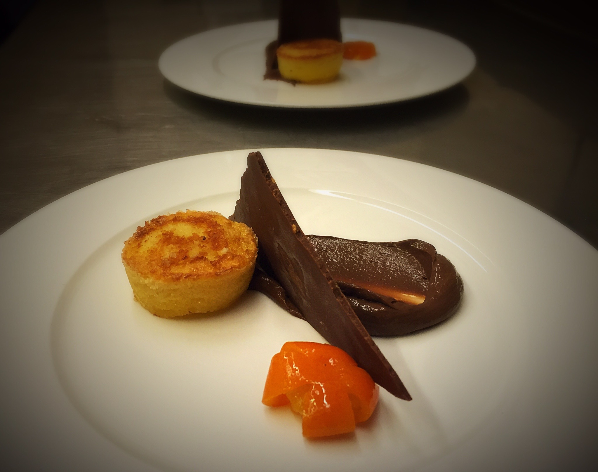 Orange / Chocolat / Kumquat