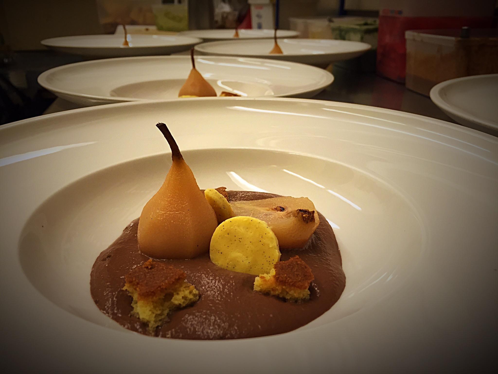 Poire / Chocolat / Vanille